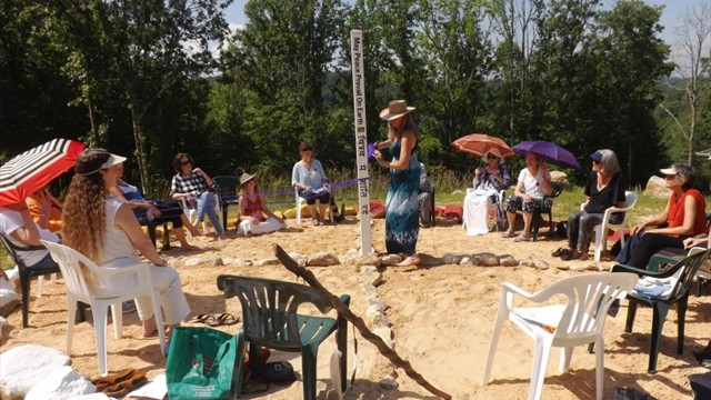 2017 Women's Retreat Gathers at Medicine Wheel